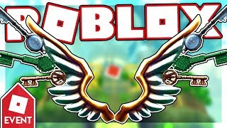 [event] How To Get The Golden Wings Of The Pathfinder | Roblox Egg Hunt 2018: The Great Yolktales