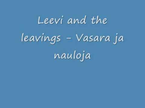 Leevi and the leavings - Vasara ja nauloja