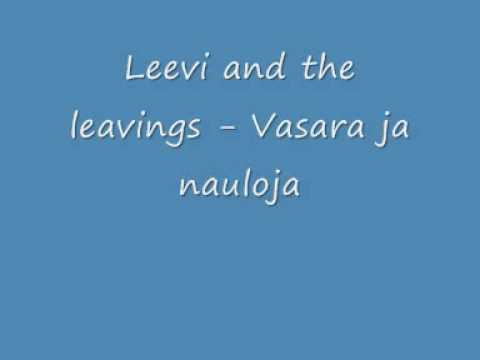 Leevi and the leavings - Vasara ja nauloja