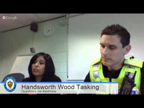 Handsworth Wood Ward Police & Community Tasking