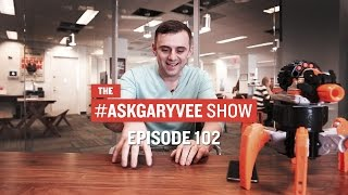 #AskGaryVee Episode 102: Patience, Headlines, & Dads Joining Instagram