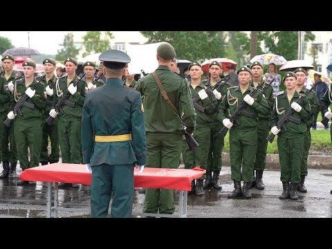 Курсанты ДВГУПС пополнили железнодорожные войска России