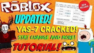 ROBLOX Exploit: [PATCHED!] How To Crack YAS-7 AGAIN! [STAT CHANGE AND MORE!]