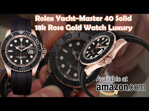 Rolex Watches For Men Rolex Rose Gold Watch Luxury Watch Collection Products Review & Unboxing