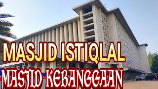 Cover images Masjid Istiqlal jakarta