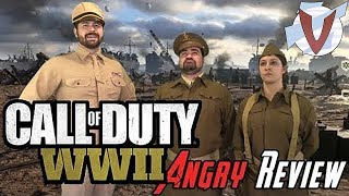 Call of Duty WWII [Angry Joe - RUS RVV]