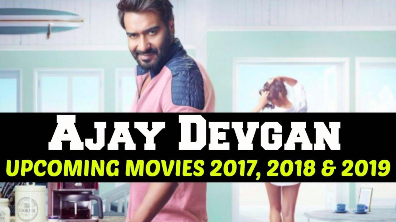 Prabhas Upcoming Movies List In 2017 2018 2019: Ajay Devgan Upcoming Movies 2017, 2018 & 2019