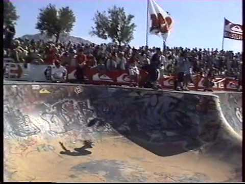 Bowlrider Marseille 1999 ripped by Coach The French