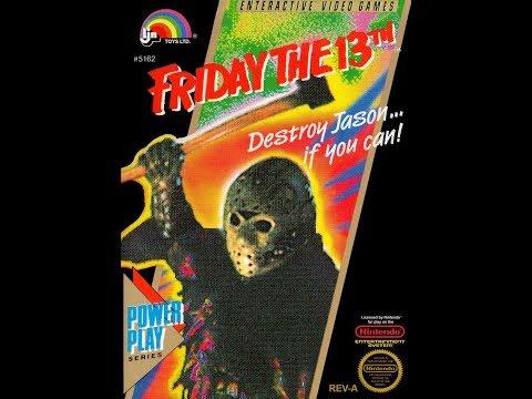 Friday the 13th Прохождение (NES Rus)