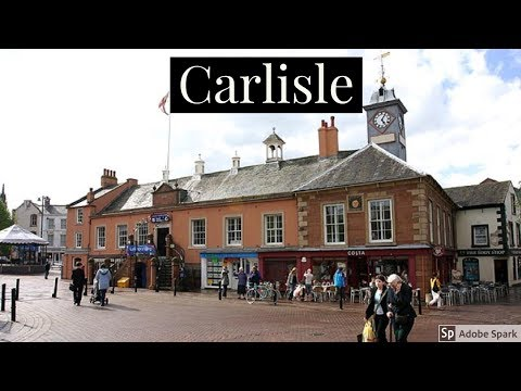 Travel Guide Carlisle Cumbria UK Pros And Cons