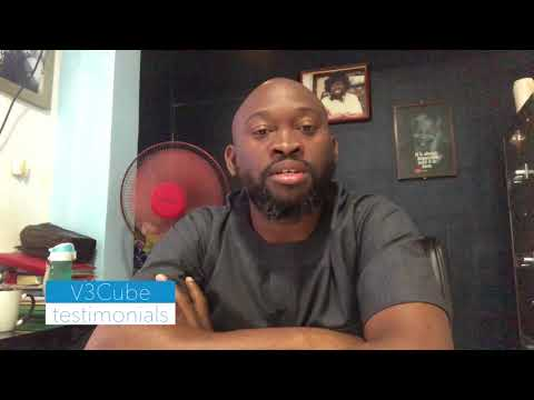 V3cube Reviews for Uber Taxi Clone from Mr. Chude - Entrepreneur from Nigeria