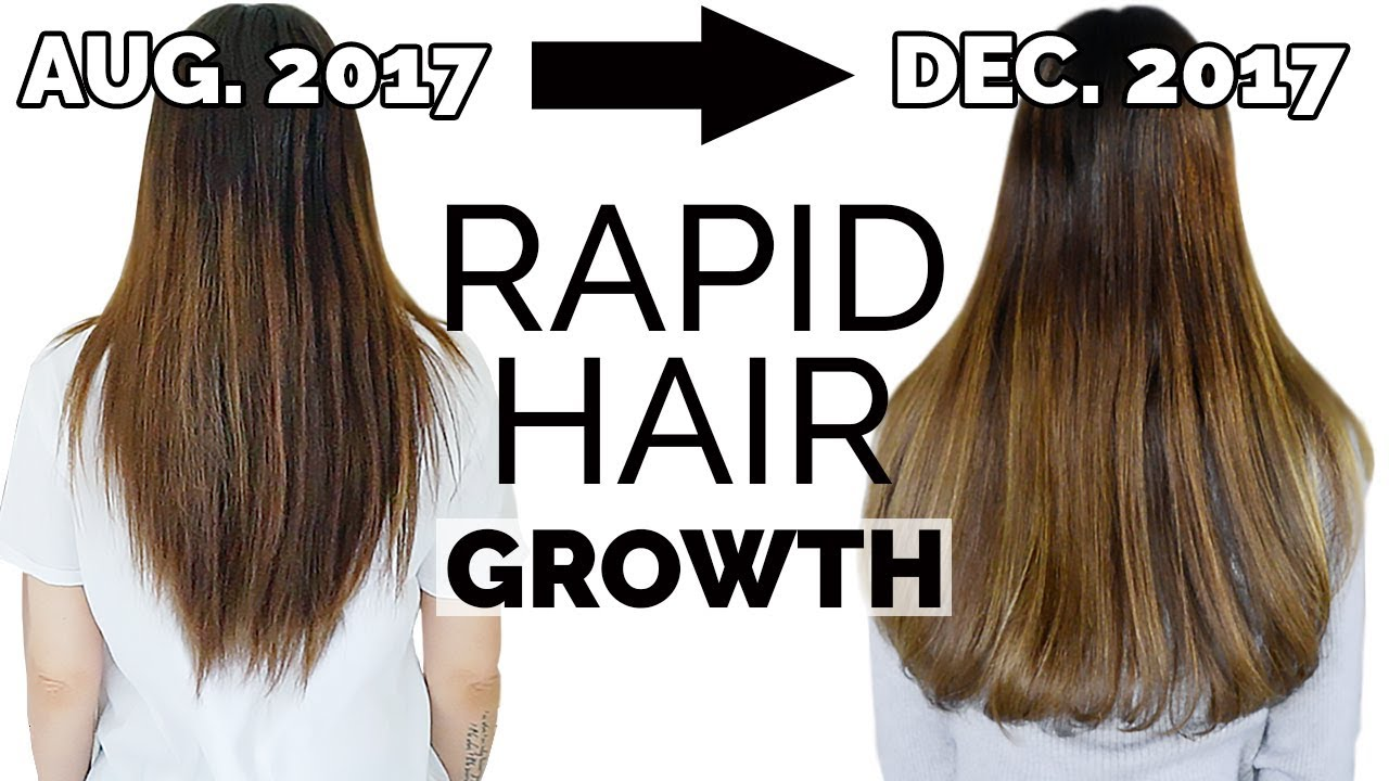 how to get rapid hair growth