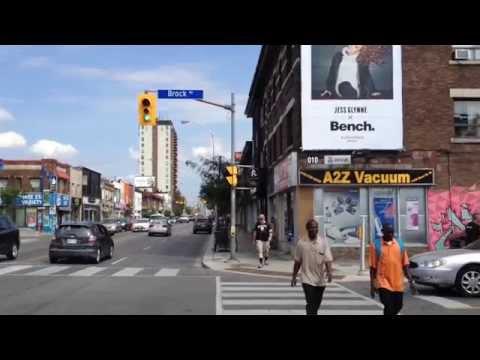Global Cities, Local Streets: Bloor Street, Toronto