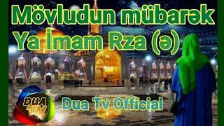 imam Rza (ə)-ın mövlud günü təbrik üçün 03.07.2020