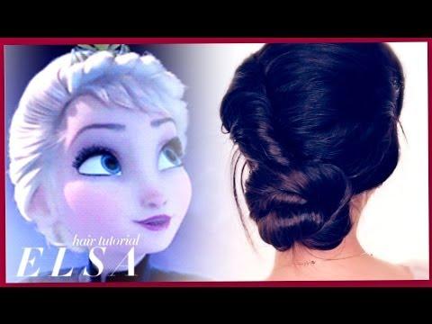 ★frozen-elsa's-coronation-hair-tutorial-|-disney-hairstyles