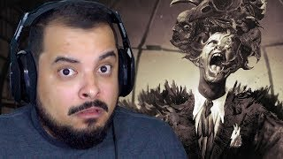 ME BORREI TODO NESSE JOGO DO CAPIR0T0 - Rise of Insanity