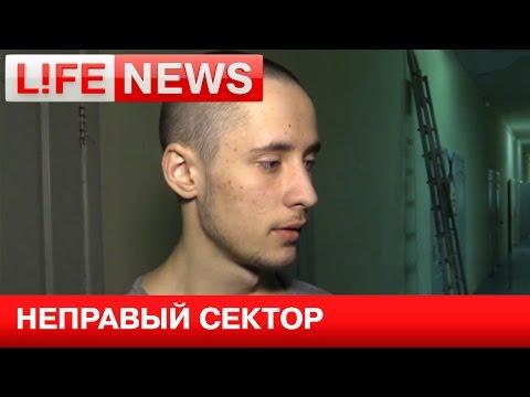 Ополченцы ЛНР перевоспитывают