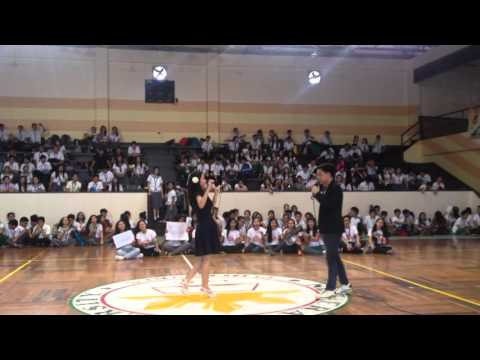 Can I Have This Dance ft. Gino Tasis and Arianne Pidlaoan (live performance)