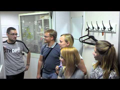 Serbian intern in Russia - come & teach