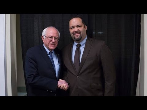 Ex-NAACP Head Ben Jealous: Sanders is Most Consistent Candidate Tackling Racism, Militarism & Greed