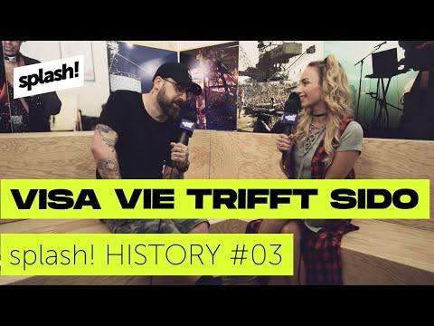 """splash! History #03 ► Visa Vie trifft Sido: """"Ich wollte da nie wieder hin"""""""