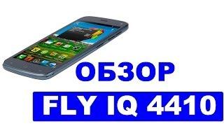 Обзор телефона Fly IQ 4410