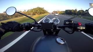 Bonneville T100 Top Speed