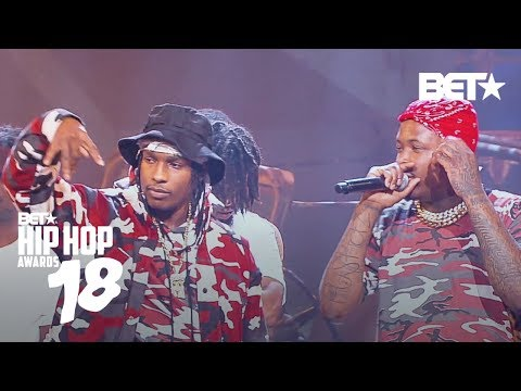 YG & A$AP Rocky Perform YG's Latest Single | Hip Hop Awards 2018