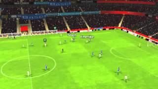 Basel ile Fenerbah�e - Gol Emenike 90 dakika