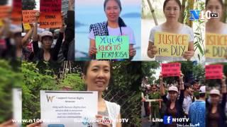 Blogger Mẹ Nấm: Mỹ Vinh Danh,Việt Nam Phản Đối & Phản Biện CủaTạ Phong Tần