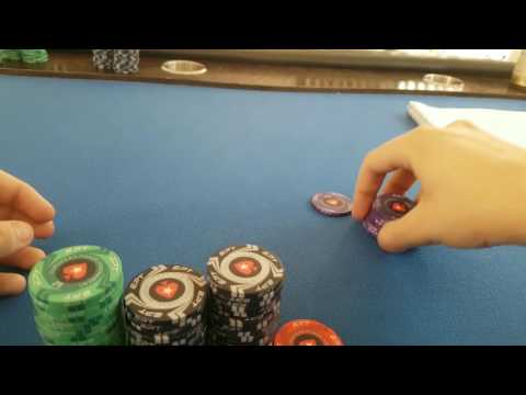 First time playing live poker guide