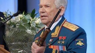 Путин Выразил Соболезнования Семье И Близким Конструктора Михаила Калашникова. 2013