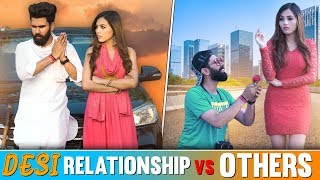 Desi Relationship vs Others | VMate | Dheeraj Dixit