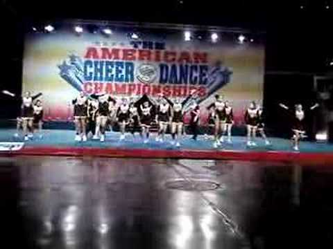 UW Oshkosh Nationals Second Performance