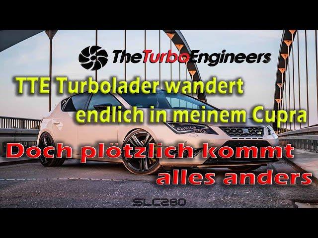 Seat Leon Cupra 280 [Performance Teil 6 - TTE Turbolader]