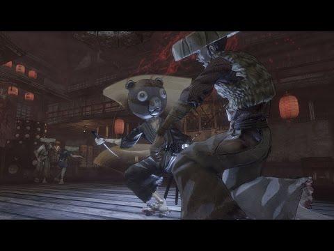Afro Samurai 2: Revenge of Kuma: Giant Bomb Quick Look [Extended HD Gameplay]