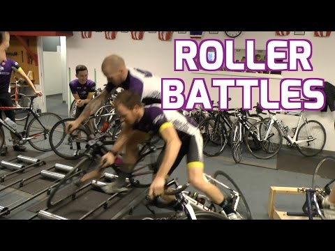 Roller Battles: Two enter, one emerges