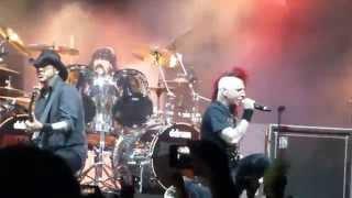 Hellyeah - Cowboy Way - Live 5-24-14 River City Rockfest
