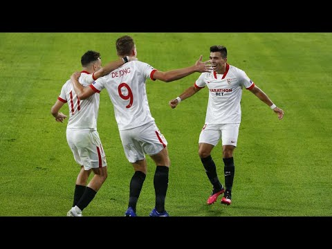 Sevilla - Dortmund 2:3 | All Goals And Highlights | 17.02.2021 |Champions League Play Offs |PE