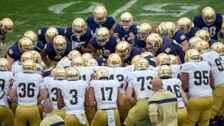 Campus Insiders Official Notre Dame Football Preview | CampusInsiders