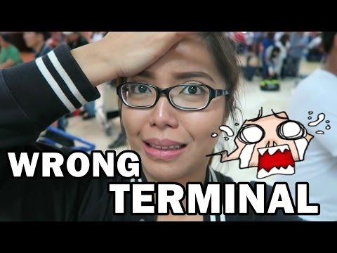WRONG TERMINAL!!! (DAY 1 MALAPASCUA ISLAND CEBU) - saytioco