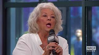 """Paula Deen Chats About Her Cookbook, """"At The Southern Table With Paula Deen"""""""