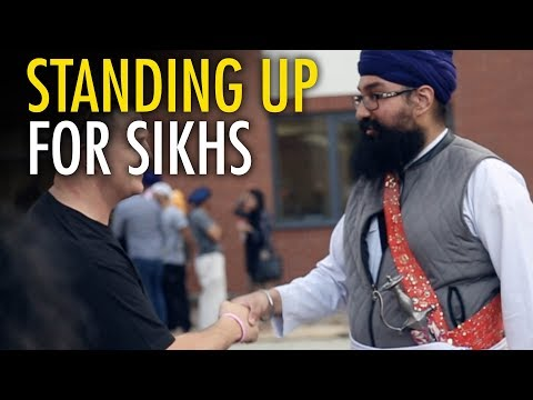 Tommy Robinson: Sikhs stand with Manchester bombing victims