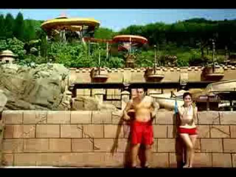 2PM và SNSD với quảng cáo nóng bỏng