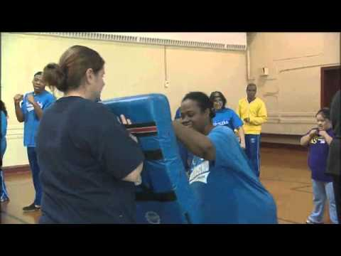 Chicago Park District Dec. 2011: Special Recreation Karate