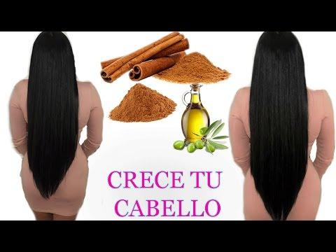CANELA Crece Tu Cabello en 7 Dias ♡ Facil Y Milagroso . 100% Funciona