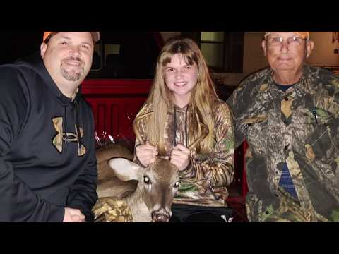 The White-tailed Deer Conservation Story In Oklahoma