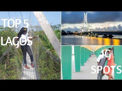 LAGOS NIGERIA: Places to take AMAZING pictures in Lagos