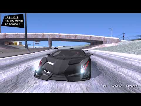 Lamborghini Huracan Dff Only For Android ✪ For GTA SA  PC Realistic Graphics  MOD