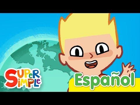 Adiós, Adiós | Canciones Infantiles | Super Simple Español